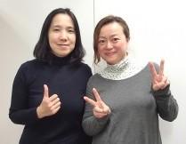 担当:芳村(左)
